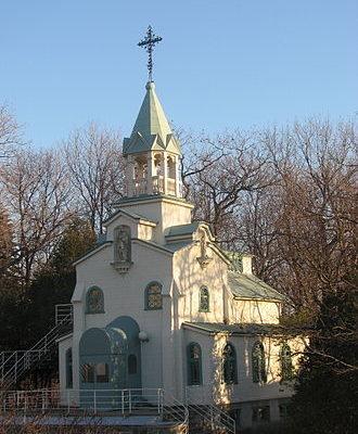 Oratoire St-Joseph_Chapelle_Frere_Andre